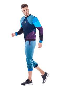 OKUAKU - Gemini Sweatshirt (Blue)