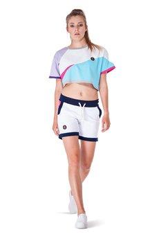 OKUAKU - Serpens Shorts (White)