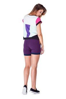 OKUAKU - Serpens Shorts (Violet)