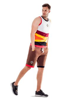 OKUAKU - Serpens Shorts (Brown)