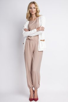 Lanti - Long cardigan with pockets  - SWE 016
