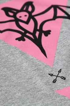 Piekuo - T-shirt Bat Power