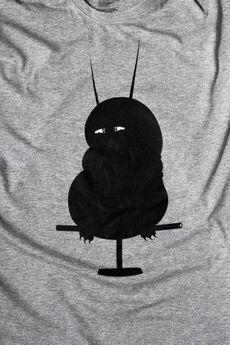 Piekuo - T-shirt Zblazowany Kanarek