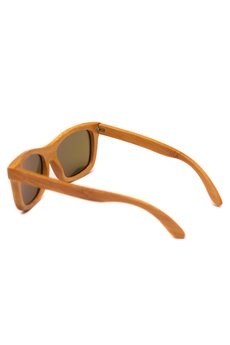 beYOUnique - Itzcoatl Bambusowe okulary