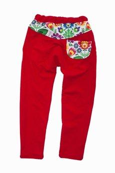 taff.one - Fancy Pantsy Red