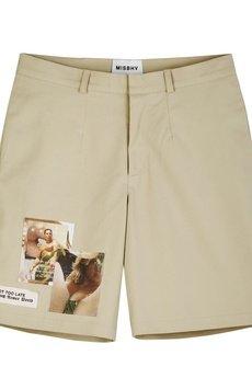Rose shorts beige e5eca9