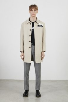 70s TRENCH COAT IN BEIGE - 53217