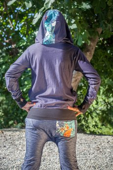 taff.one - Hoodie-ni Jeans'n'Jungle