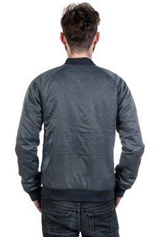 Slogan ubrania ekologiczne, etyczne i wegańskie - REVERSE kurtka dwustronna bawelna organiczna