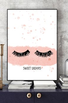 Parallel World - SWEET DREAMS... ART PRINT A4
