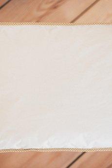 ALPAKINO - PŁASKA PODUSZKA DLA DZIECI Z WEŁNY ALPAKI 40x60cm