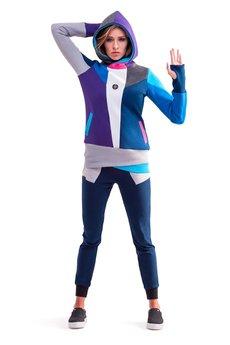 OKUAKU - Supernova Hoodie (Violet)