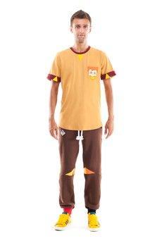 OKUAKU - Serpens Sweatpants (Brown)