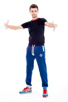 OKUAKU - Serpens Sweatpants (Blue)