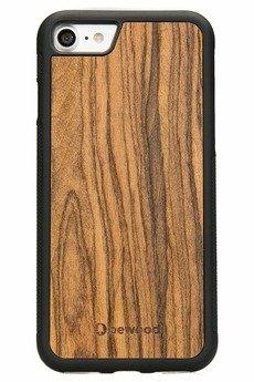 bewood - iPhone 7 Drewniane Palisander etui