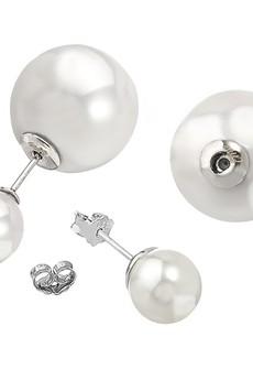 Kolczyki Classy Pearl - 55161