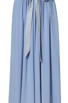 Spodnica maxi baldresowa blue e00877