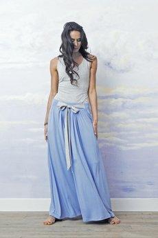 Spodnica maxi baldresowa blue 2ab3c6