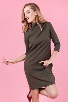 Elegancka sukienka taylor marchiano czerwona 53a739