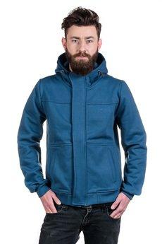 Slogan ubrania ekologiczne, etyczne i wegańskie - IMPULS bluza męska sea
