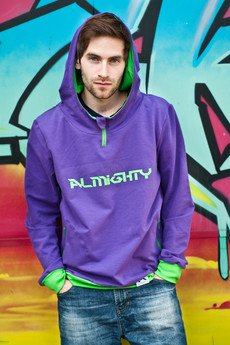 Almighty Freestyle Wear - M: Almighty Regular Hoodie