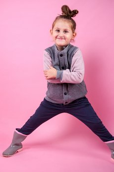 """TwoMoon - Bomberka """"Pink"""""""