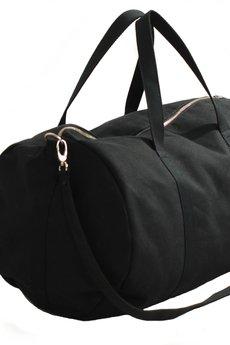 Szczypta - Torba podróżna sportowa bawełna okrągły kształt