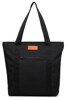 Militu - Duża torba szoperka 1 - black