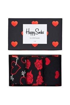 3pack Happy Socks Valentines XVAL08-9000 - 57449