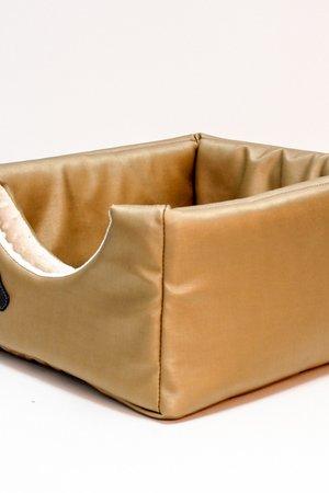 Budka dla psa lub kota EKOSKÓRA (L) - 59049