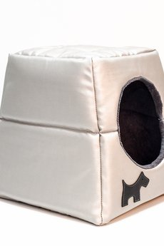 Budka dla psa lub kota EKOSKÓRA (L) - 59051