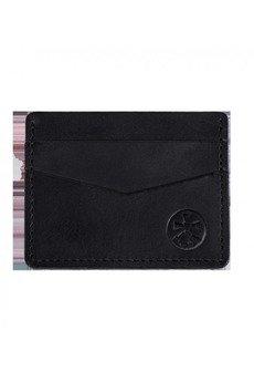 Cardholder afp czarny czarna skora 16bfcf