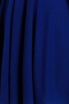 COCOVIU - chabrowa sukienka koktajlowa crocus