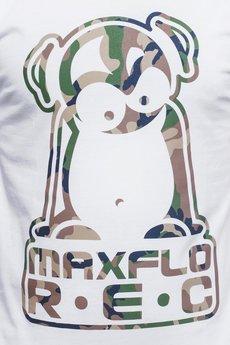MF WEAR - T-SHIRT FLOREK WHITE