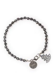 Lapide - Hematyt srebrny z zawieszką