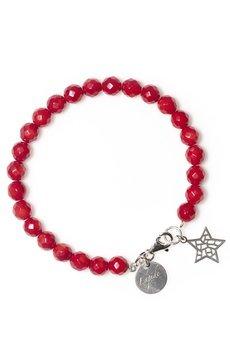 Lapide - Koral czerwony z zawieszką