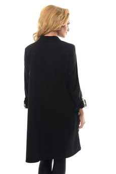 Alekssandra - Koszula LONA - czarny