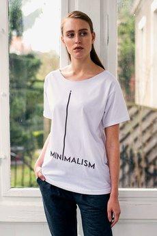 GAU great as You - MINIMALISM t-shirt oversize