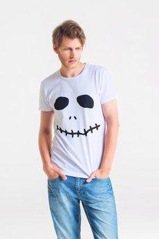 GAU great as You - MORTE t-shirt męski biały
