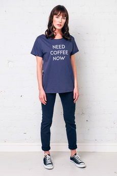 GAU great as You - NEED COFFEE NOW Oversize t-shirt