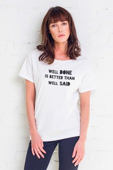 GAU great as You - WELL DONE t-shirt oversize