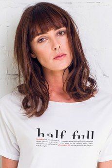 GAU great as You - HALF FULL t-shirt oversize