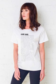 GAU great as You - AVANT-GARDE t-shirt oversize