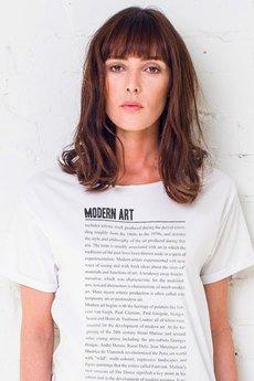 GAU great as You - MODERN ART t-shirt oversize