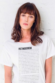 GAU great as You - POSTMODERNISM t-shirt oversize