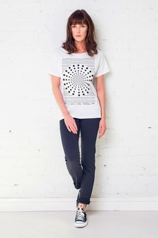 GAU great as You - DOTS t-shirt oversize
