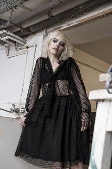 Weronika Lipka - Sukienka Midnight in Paris