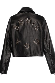 MISBHV - SONIC YOU WOMENS STUDDED 70s JACKET
