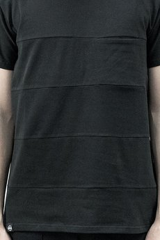The Hive - GHOUL PANEL BRUSHED BLACK TEE