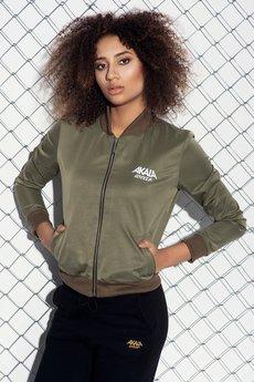 AKALA wear - Bomber Giacca Khaki